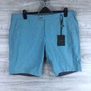 Ted Baker London Evisho Mini Design Shorts